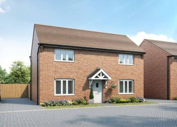 "Thumbnail 3 bed detached house for sale in ""York"" at Armstrongs Fields, Broughton, Aylesbury"