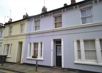 Thumbnail 3 bedroom terraced house for sale in York Road, Eastbourne