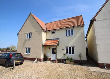 Thumbnail 3 bed semi-detached house for sale in High Road, Great Finborough