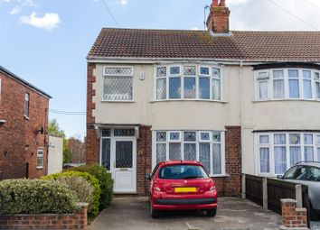 Thumbnail End terrace house for sale in Lascelles Avenue, Withernsea