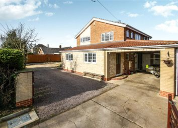 Thumbnail 3 bed detached house for sale in Folkingham Road, Billingborough, Sleaford