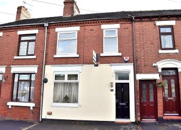 Thumbnail 3 bed terraced house for sale in Wesley Street, Wood Lane