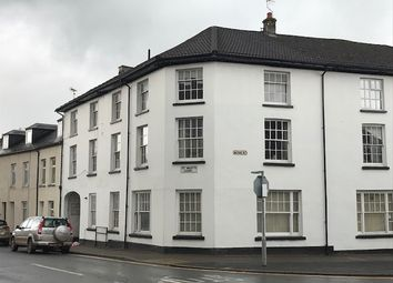 Thumbnail 1 bedroom flat for sale in Monk Street, Abergavenny