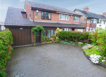 3 bed semi-detached house for sale in Dividy Road, Stoke-On-Trent, Staffordshire ST2
