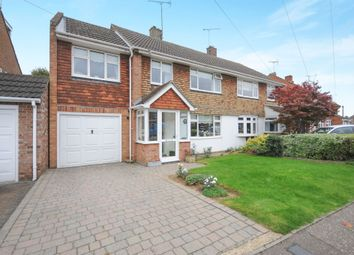 Thumbnail 4 bed semi-detached house for sale in Ravensbourne Drive, Chelmsford