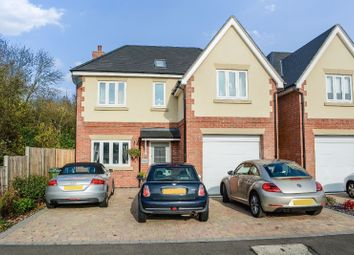 Thumbnail 4 bed detached house for sale in Station Street, Whetstone, Leicester