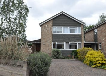 Thumbnail 4 bedroom detached house for sale in Lunds Farm Road, Woodley, Reading