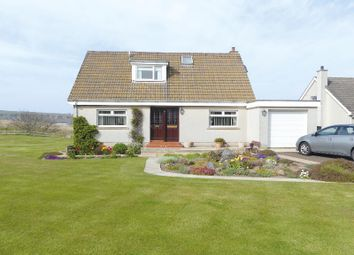 Thumbnail 4 bed detached house for sale in Burnside, Scrabster, Thurso