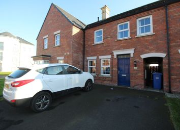 Thumbnail 3 bed terraced house for sale in Linen Crescent, Bangor