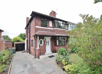 Thumbnail 3 bed semi-detached house for sale in Tilstock Crescent, Prenton, Wirral