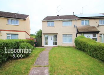 Thumbnail 3 bed semi-detached house to rent in Medway Road, Newport