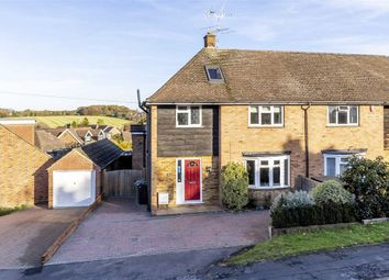 Thumbnail 3 bed semi-detached house for sale in Park Rise, Harpenden, Hertfordshire