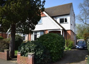 Thumbnail 5 bedroom semi-detached house for sale in Woodridings Avenue, Pinner