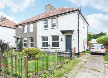 Thumbnail 3 bed semi-detached house for sale in Cowdray Square, Walmer, Deal