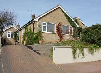 Thumbnail 4 bed detached bungalow for sale in Scott Close, Ravensthorpe, Northampton