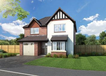"""Thumbnail 4 bed detached house for sale in Plot 10, """"The Rusland"""", Walton Gardens, Liverpool Road, Hutton"""