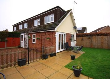 Thumbnail 2 bed semi-detached house for sale in Mount Close, Nantwich