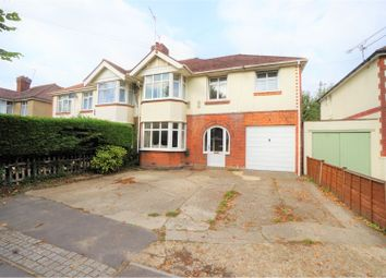 4 bed semi-detached house for sale in Leigh Road, Eastleigh, Southampton SO50