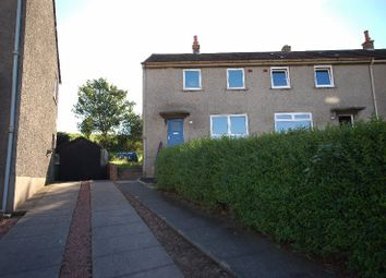 Thumbnail 2 bedroom semi-detached house to rent in Bainshill Drive, Maidens, South Ayrshire