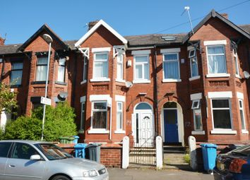 Thumbnail 3 bedroom terraced house for sale in Belgrave Avenue, Manchester
