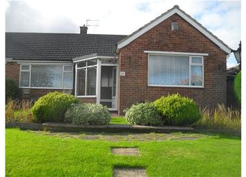 Thumbnail 1 bed bungalow to rent in St Leonards Road, Guisborough, Redcar And Cleveland