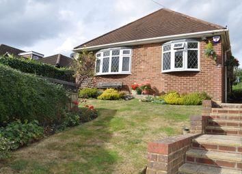 Thumbnail 2 bed detached bungalow for sale in Cherrycot Rise, Farnborough, Orpington
