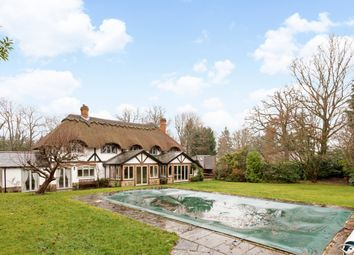 Thumbnail 6 bed detached house to rent in Bashurst Hill, Itchingfield, Horsham