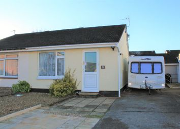 Thumbnail 2 bed semi-detached bungalow for sale in Canterbury Close, Weston-Super-Mare