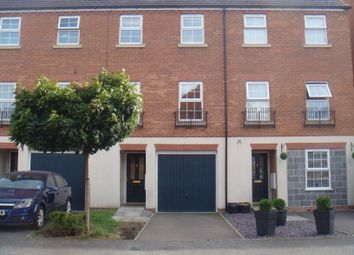 Thumbnail 4 bed town house for sale in Partridge Green, Witham St Hughs