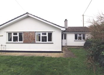 Thumbnail 2 bed detached bungalow for sale in St. Martin, Helston