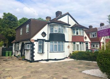 Thumbnail 5 bed semi-detached house for sale in Links Way, Beckenham