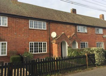 Thumbnail 2 bed terraced house to rent in Lower Road, Charlton All Saints, Salisbury