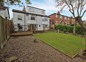 Thumbnail 3 bed detached house for sale in Hilton Road, Mapperley, Nottingham