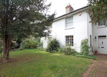 Thumbnail 2 bed cottage to rent in Totteridge Green, London