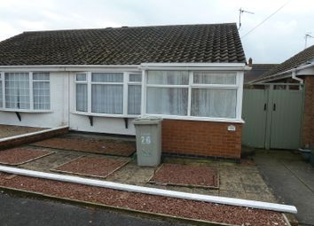 Thumbnail 2 bed semi-detached bungalow to rent in Camelot Court, Alford Road, Sutton-On-Sea