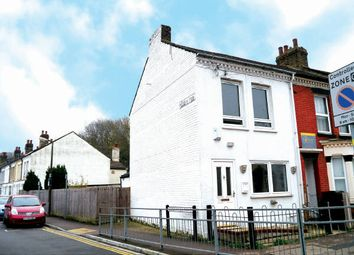 Thumbnail 3 bed end terrace house for sale in Richmond Road, Gillingham