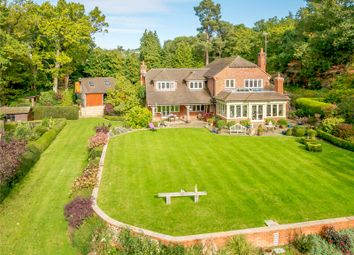Whitmead Lane, Tilford, Farnham, Surrey GU10. 4 bed detached house for sale