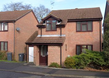 Thumbnail 3 bed detached house for sale in Bridger Way, Crowborough