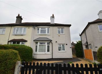 Thumbnail 3 bed semi-detached house to rent in Horwood Crescent, Withington, Manchester, Greater Manchester
