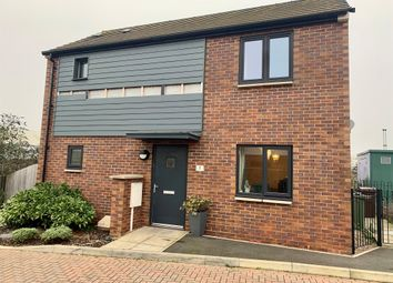 Thumbnail 2 bed detached house for sale in Craneworks Close, Loughborough