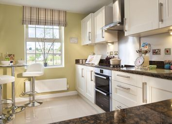 "Thumbnail 3 bedroom detached house for sale in ""Bradwell"" at Lowfield Road, Anlaby, Hull"