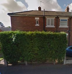 Thumbnail 3 bed terraced house for sale in Gilberthorpe Road, Warmsworth, Doncaster