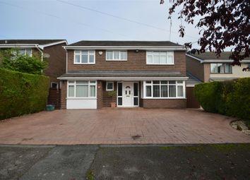 Thumbnail 4 bed detached house for sale in Vernon Avenue, Hooton, Ellesmere Port