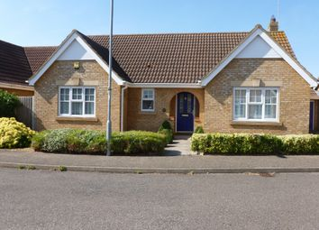Thumbnail 3 bed bungalow to rent in Meadow Way, Mepal, Ely