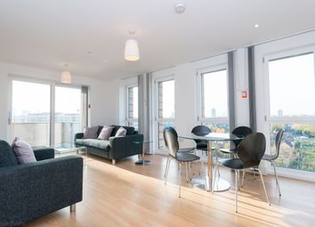 Thumbnail 3 bedroom flat to rent in No 1 The Avenue, Ivy Point, Bow
