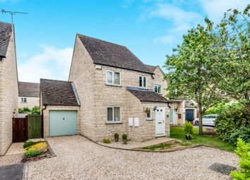 Thumbnail Detached house for sale in Ralegh Crescent, Witney