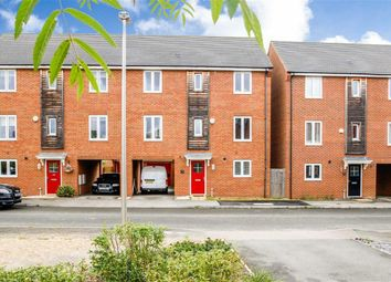 Thumbnail 4 bedroom town house for sale in Winchcombe Meadows, Oakridge Park, Milton Keynes, Bucks