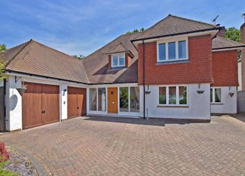 Thumbnail 5 bed detached house for sale in Bramley Close, Kirdford