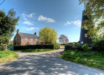 Thumbnail 4 bed detached house for sale in How Hill, Ludham, Norfolk