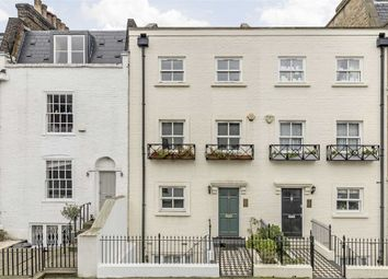 Thumbnail 5 bed terraced house for sale in South End Row, London